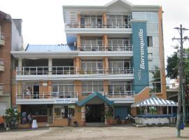 Hotel Barranquilla, Tumaco