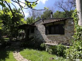 La Casetta del Lanciere, Serino (Solofra yakınında)