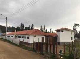 FINCA La CITA, Suesca (El Potrero yakınında)