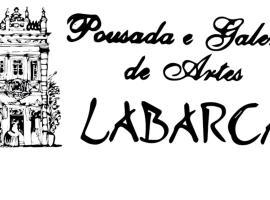 Pousada Labarca, Cachoeira