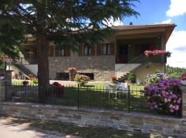 Borelli 57, Castel dell'Alpi (Madonna di Fornelli yakınında)