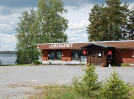 Lomasaaret, Villala (рядом с городом Malila)