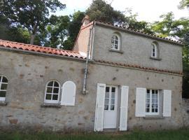 Le Gîte du Plessis, Saint-Viaud (рядом с городом Vue)