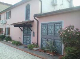 terratetto indipendente, Pistoia