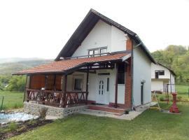 Villa MIR, Mokra Gora