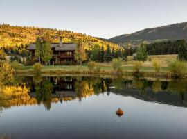 South Fork Lodge - Deluxe Suites, Swan Valley