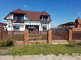 Sova, Prymorskyy Posad (in de buurt van Melitopol')