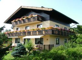 Pension Windinger, Schiefling am See