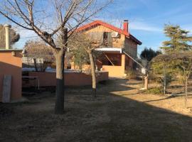 Casa de campo nuevo borox, Borox (рядом с городом La Alameda de la Sagra)