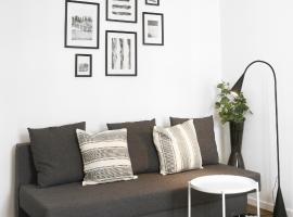 Appartement Paris-La Roquette I