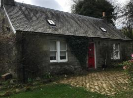 Tayview Cottage, Logierait (рядом с городом Ballinluig)