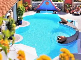 Arciduca Grand Hotel, Città di Lipari