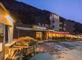 Hotel Lungwah, Mörel (Breiten yakınında)