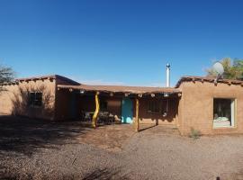 Atacama Stargazing House, San Pedro de Atacama (Túlor yakınında)