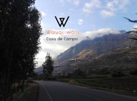 Wayqi Wasi