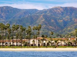 Hilton Santa Barbara Beachfront Resort, Santabarbara