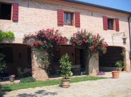 Ca' delle Rose, Stanghella (Vescovana yakınında)