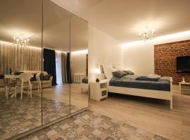 Apartment on Millionnaya 23