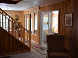 The Mackinaw House Cottage