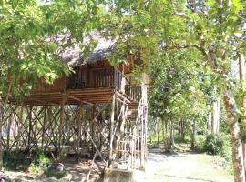 De Bangutan Lodge, Begantung (рядом с городом Padang)
