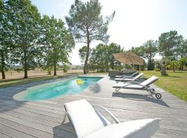 Beautiful Country House with private swimming pool., Verteuil-d'Agenais (рядом с городом Grateloup)