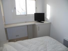Dentelle Apartment, Теуль-сюр-Мер (рядом с городом Théoule-Supérieur)