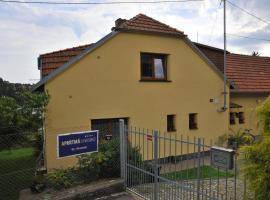 Apartmá u Hovorků, Županovice (Kamýk nad Vltavou yakınında)