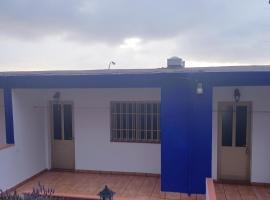 Apartamentos azayara, Frontera
