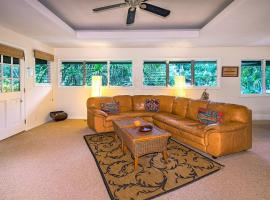 Kauai Tree House