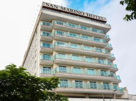 San Marino Hotel, Rio Pomba (Rio Novo yakınında)