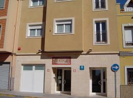 Hostal El Estudio, Almansa