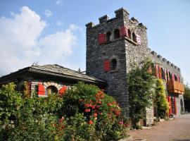 Castel de Daval, Sierre (Vercorin yakınında)