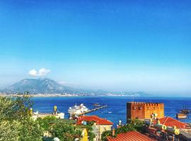 Alanya Castle Apartment with Stunning View