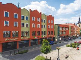 Wellness Hotel Lužan, Rumburk (Ebersbach Sachsen yakınında)