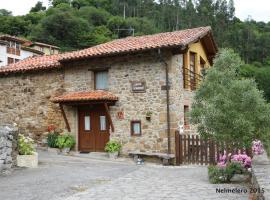 Casa Mesilda, Para (рядом с городом Peñamellera Baja)