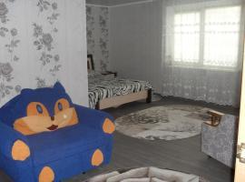 Apartment on Brestskaia, Slonim (Pavlovo yakınında)