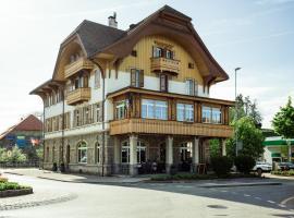 Hotel Taverna, Tafers