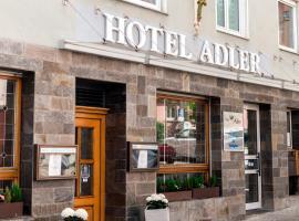 Hotel Adler, Waiblingen (Neckarrems yakınında)