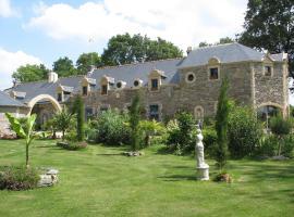 Le Clos Saint Fiacre, Carentoir (рядом с городом Monteneuf)
