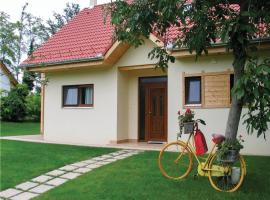 Two-Bedroom Holiday Home in Szolad, Szólád (рядом с городом Teleki)