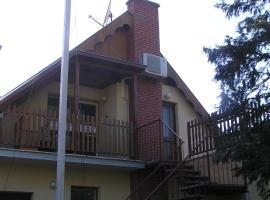 Bazsarózsa Fogadó, Kiskunmajsa (рядом с городом Jászszentlászló)