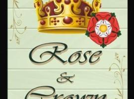 Rose and Crown, Redmarley D'Abitot (tuvumā vietai Corse)