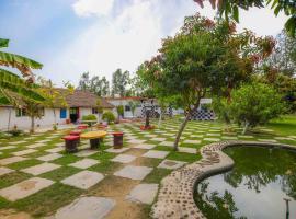 V Resorts Upvan Kalagarh, Kota Bāgh (рядом с городом Kālāgarh)