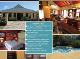 Angostura Resort Villa, Scarborough