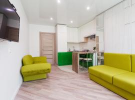 Modern Studio Apartments