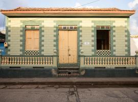 Casa Colonial Sonia, Baracoa (La Playa yakınında)