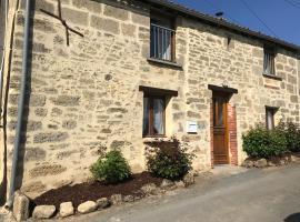 Maison de charme, Concourson-sur-Layon (рядом с городом Les Verchers-sur-Layon)