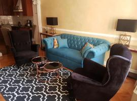 GoldStar Luxury Old Town Krakow Apartment