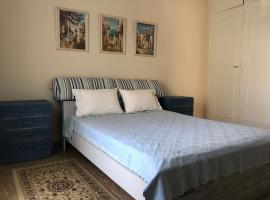 Comfy, Spacious Apartment next to Metro Station, Афины (рядом с городом Soúrmena)