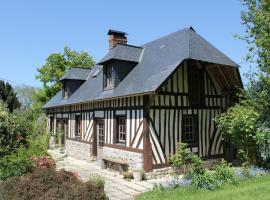 La Maison de Rosalie, Genneville (рядом с городом Le Theil-en-Auge)